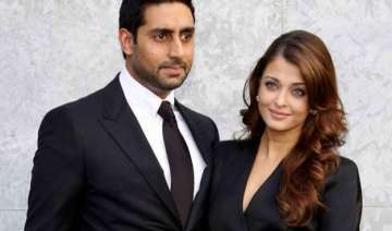 abhishek bachchan shares new poster of wife...
