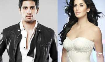 why katrina kaif is upset with siddharth malhotra...