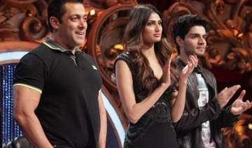 salman khan releases new song from hero - India TV