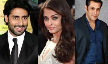 abhishek bachchan talks about salman and...
