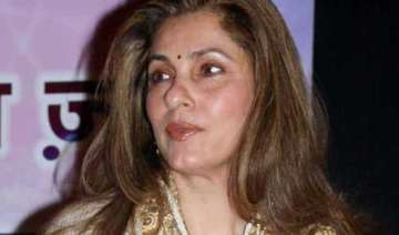 sc issues notice to dimple kapadia - India TV