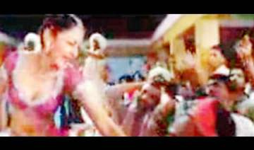bid to remove maanyata s item song from gangaajal...