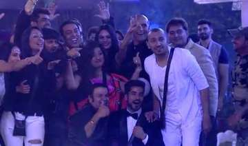 bigg boss 8 day 80 housemates partied like...