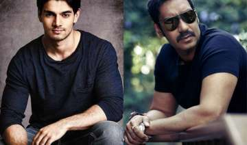 sooraj pancholi to share screen space with ajay...