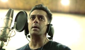 salman khan sings for sooraj athiya starrer hero...