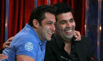 salman khan mocks karan johar - India TV