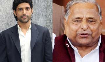 is farhan akhtar going to star in mulayam singh...
