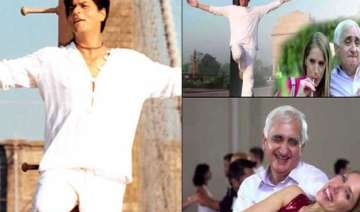 shah rukh khan impressed by salman khurshid s kal...
