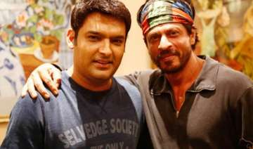 it s happening shah rukh to feature in kapil...