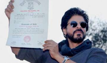 a really long time shah rukh khan gets his...