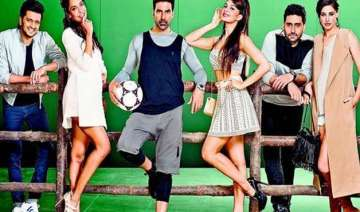 first look of housefull 3 is out - India TV