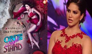 ooppss sunny leone is upset with one night stand...