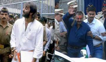 in pics the 23 painful years of sanjay dutt s...