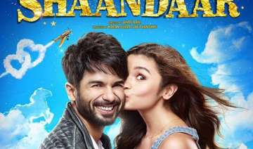 shaandaar first look alia bhatt plants a kiss on...