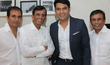 feel blessed to be directed by abbas mustan kapil...