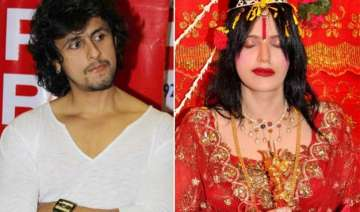 people opposing radhe maa are like terrorists...