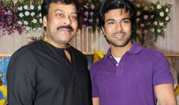 chiranjeevi to do 15 minute cameo in son ram...