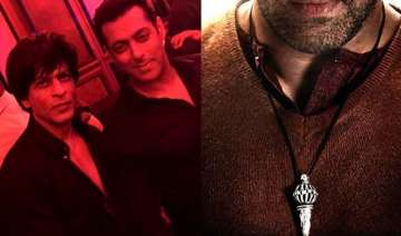 shah rukh khan unveils first look of salman s...