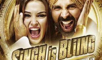 akshay kumar steals show in singh is bling...