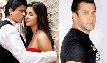 ooppss katrina kaif chooses shah rukh khan over...