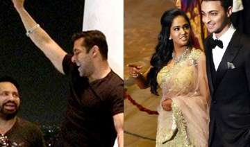 salman khan to attend arpita aayush s wedding...