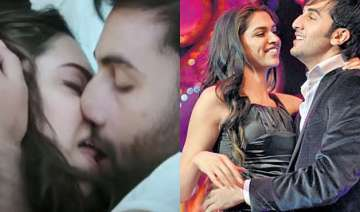 ranbir and deepika to indulge in steamy love...