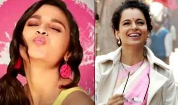 alia bhatt loves kangana ranaut - India TV