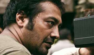 anurag kashyap injured by punch from mma fighter...