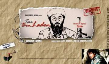 bollywood s satire on osama pak actor gets...