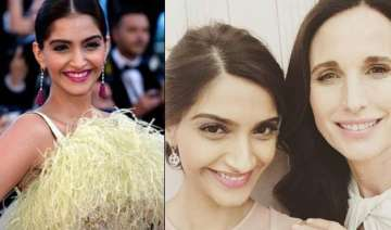 sonam kapoor s special gift to andie macdowell -...