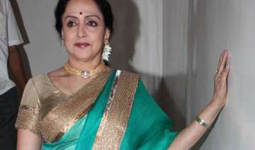 hema malini has dinner with man who rescued her -...