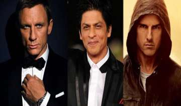 ethan hunt and james bond in one film shah rukh s...