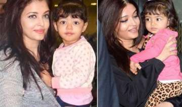 watch video the adorable moment when aaradhya...