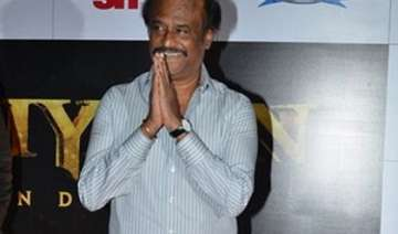 rajinikanth thanks pm fans for birthday greetings...