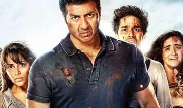 ghayal once again review a mellowed down sunny...