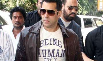 salman khan in jodhpur court to record his...
