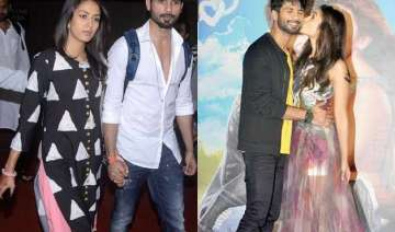 revealed how shahid s newlywed wife reacted to...