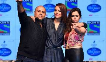 sonakshi sinha makes small screen debut launches...