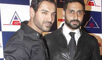 john abraham is abhishek bachchan s favourite co...