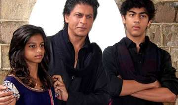 shah rukh khan s kids are not safe around him -...