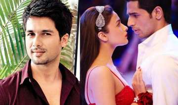 is shahid playing the villain in alia sidharth s...