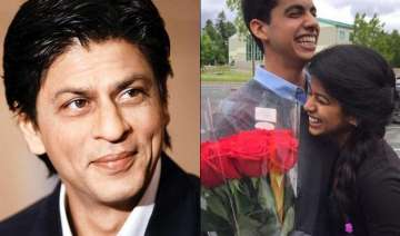 the king of romance srk helps a guy get his date...