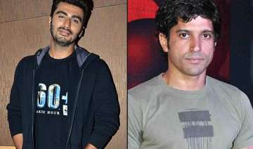 arjun kapoor wants to work with farhan - India TV