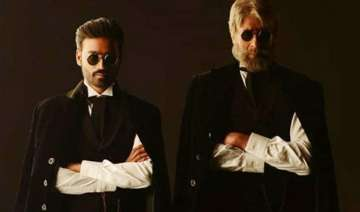 shamitabh s second trailer out dhanush is amitabh...