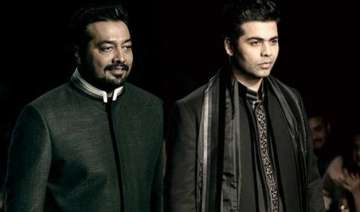 is karan johar miffed with anurag kashyap - India...