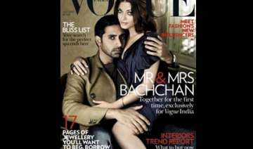 ash abhi get cosy on vogue cover - India TV
