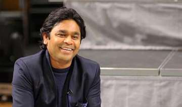 a r rahman launches the first video of his new...