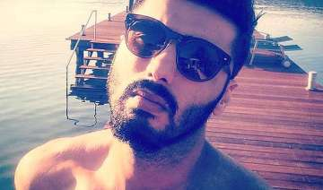 hot arjun kapoor goes topless in his latest...