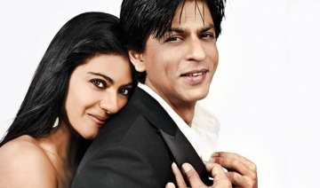 srk kajol to shoot romantic song in iceland for...