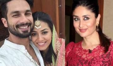 shahid kapoor reveals why he married mira and not...